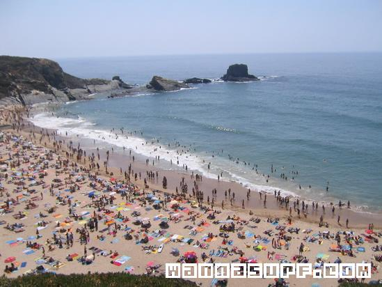 Zambujeira Do Mar Surfar Em South Portugal Wannasurf Com